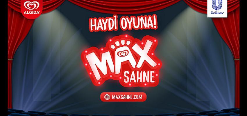 MAX Sahne ile Çocuk Oyunlarının Perdeleri Dijitalde Aralanıyor