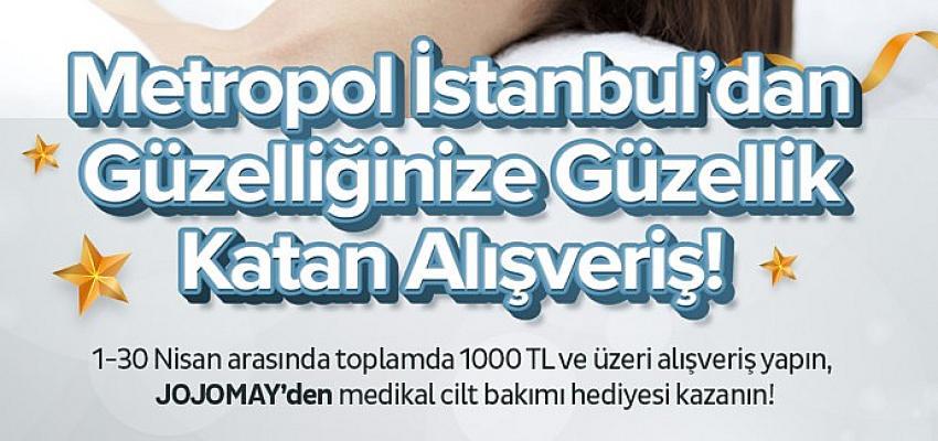 """Metropol İstanbul Baharı """"Yenilenme"""" Temasıyla Karşılıyor!"""