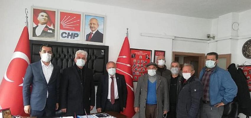 NESOB'tan CHP'ye Ziyaret
