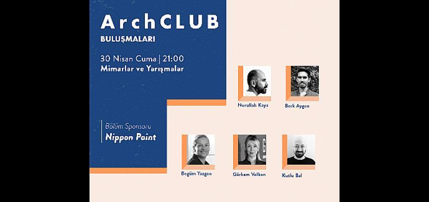 Nippon Paint ve ArchClub genç mimarların mesleki gelişimine destek veriyor