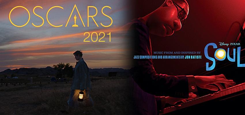 Nomadland ve Soul 93. Akademi Ödülleri'ne Damgasını Vurdu