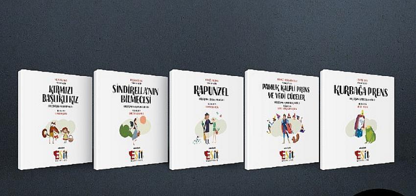 Odeabank, 'Eşit Masallar' projesine 2 yeni kitap ile devam ediyor
