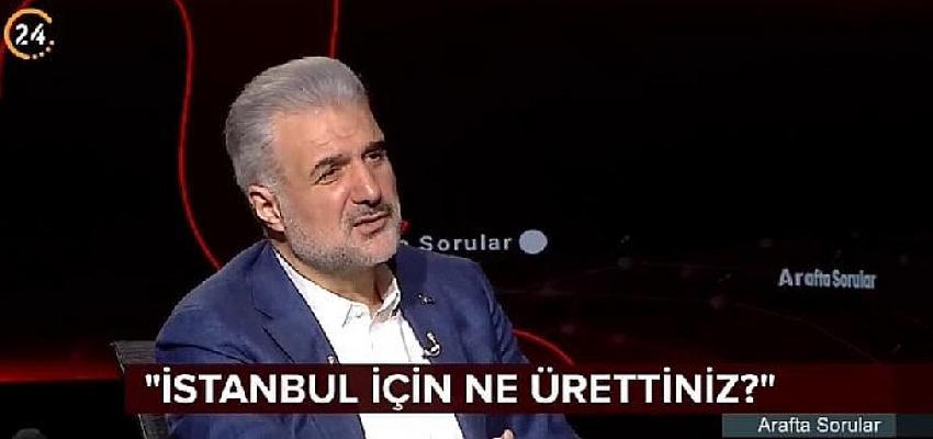 Osman Nuri Kabaktepe: CHP Kendi İl Başkanı'na ve HDP'ye tek kelime edemiyor…
