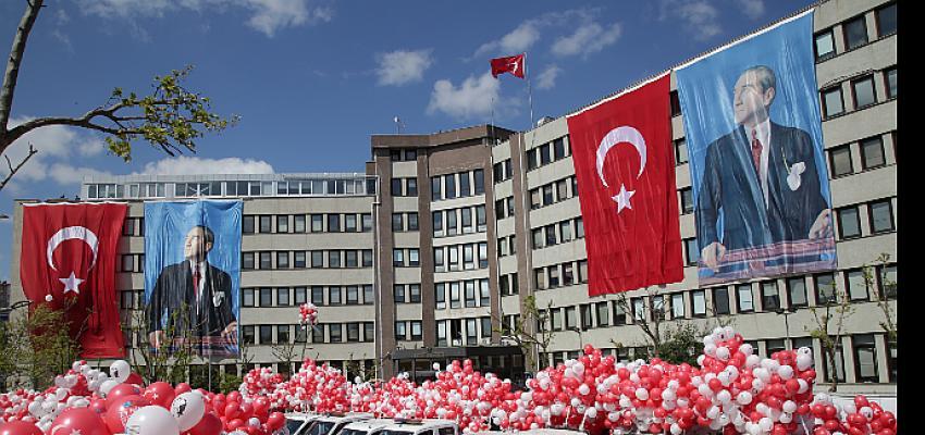 Pandemiye inat 23 nisan Kadıköy sokaklarında yaşayacak.