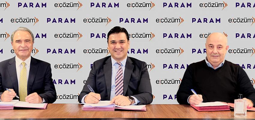 Param, Türkiye'nin en büyük tahsilat sistemi şirketinin çoğunluk hisselerini satın aldı