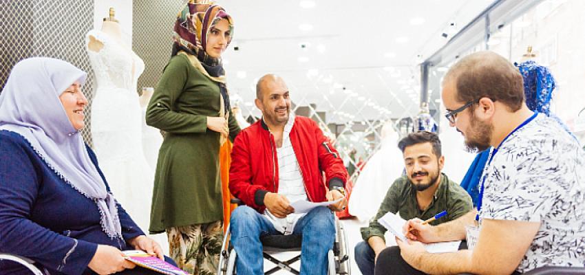 """Sabancı Vakfı desteğiyle Birleşmiş Milletler Nüfus Fonu (UNFPA) Türkiye tarafından geçen yıl Nevşehir'de hayata geçirilen """"Çocuk Yaşta Evliliklerin Önlenmesi"""""""