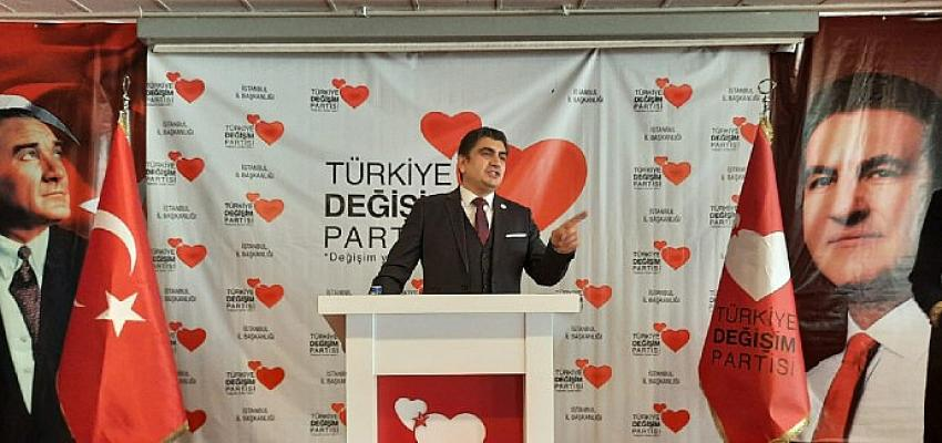 TDP Genel Başkan Yardımcısı Akgün, engelli vatandaşlar için 'Hata' kelimesi kullanan bürokrata tepki gösterdi