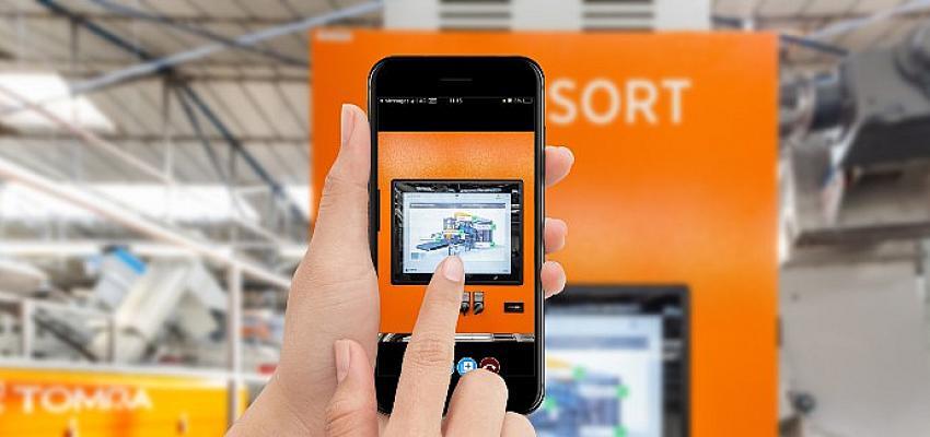 TOMRA Sorting Geri Dönüşüm, makinelerinin hizmet süresini en üst düzeye çıkarmak için yeni bir uzaktan destek hizmeti sunuyor