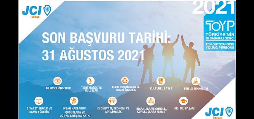 TOYP (Türkiye'nin 10 Başarılı Genci) Başvuruları Başladı
