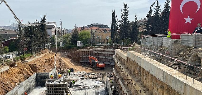 """Türkiye'nin en modern """"İnşaat Laboratuvarı Binası"""" Boğaziçi'nde Yükseliyor!"""
