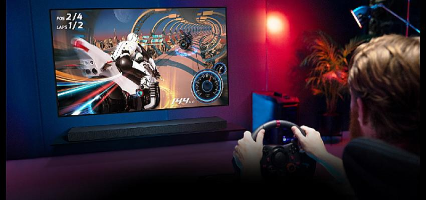 Yeni Nesil Oyun Konsolları İle Uyumlu LG TV'ler Üstün Oyun Deneyimi Sunuyor