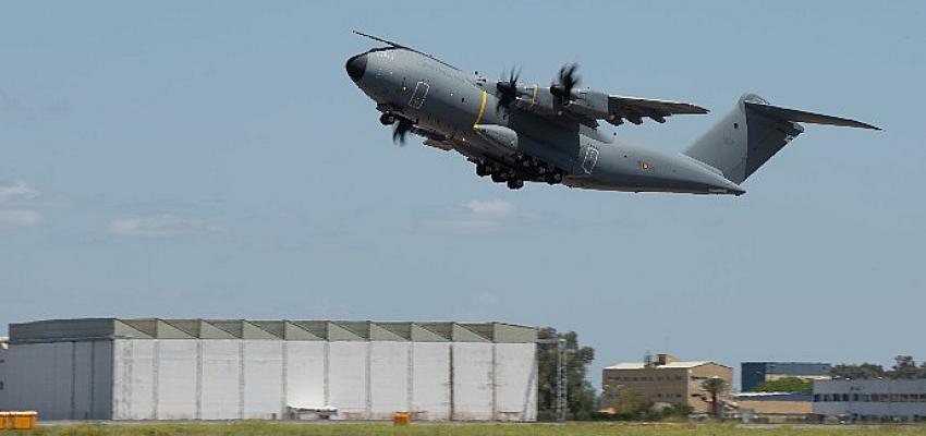 Airbus, 100. A400M'i teslim etti