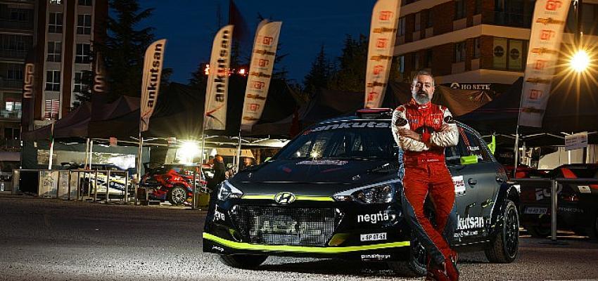Ankutsan Rally Takımı 2021 Avrupa Rally Şampiyonası'na hızlı başladı!