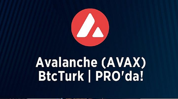 Avalanche (AVAX) BtcTurk | PRO'da