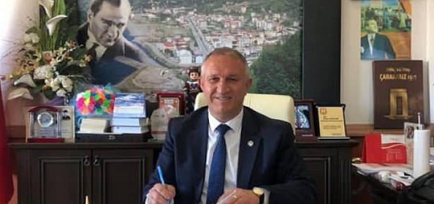 Başkan Ergül Akçiçek'ten 19 mayıs mesajı