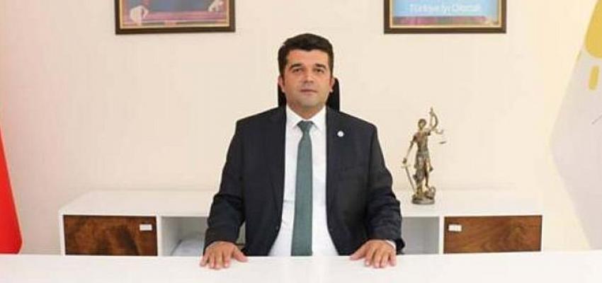 Başkan Faruk Erkan, Ramazan Bayramını Kutladı