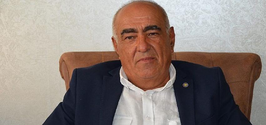 """Başkan Sarıbaş: """"Genel Başkanımızı Birileri Hazmedemedi"""""""