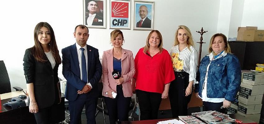 Başkan Yavuz kadınlarla bir araya geldi