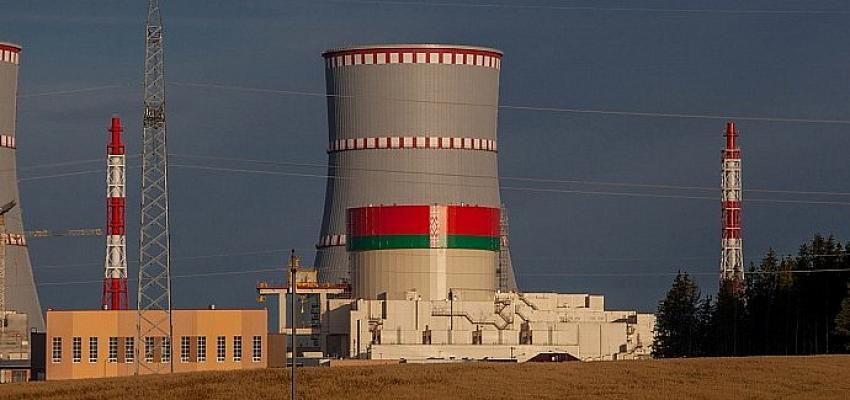 Belarus NGS'nin 2. Ünitesine Ait Reaktör Yakıt Yüklemesine Hazır