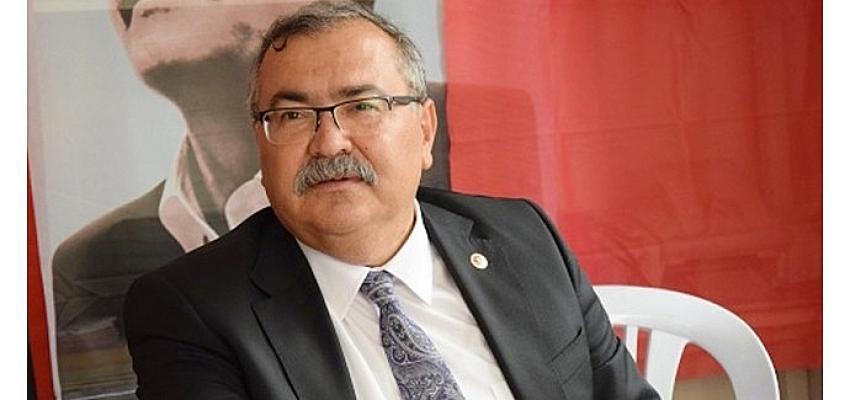 CHP Aydın Milletvekili ve TBMM Adalet Komisyonu Üyesi Süleyman Bülbül, helallik isteyen Cumhurbaşkanı Erdoğan'a yanıt verdi.