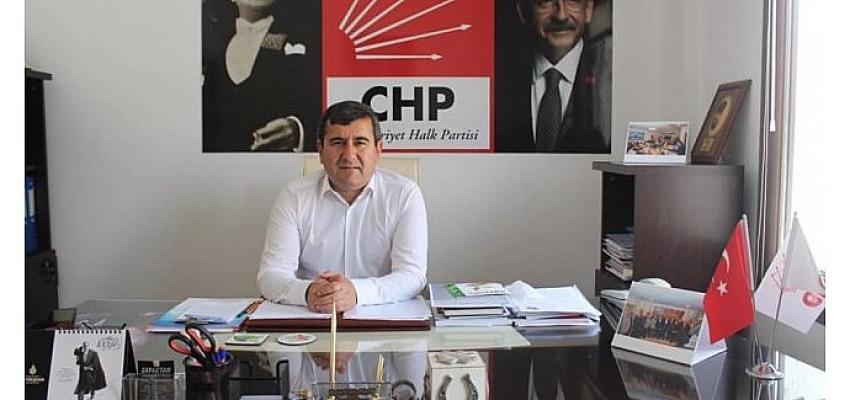 CHP Bodrum İlçe Başkanı Halil Karahan, ünlü Türk DJ'in 19 Mayıs'a özel 'Nutuk' isimli çalışmasını tebrik etti