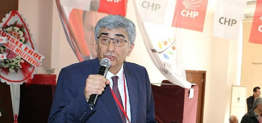 CHP Hatay İl Başkanı Hasan Ramiz Parlar, şampiyon olarak Süper Lig'e çıkan Adana Demirspor'u tebrik etti