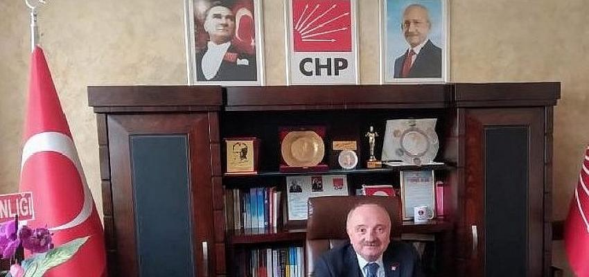 CHP Ordu İl Başkanı Atila Şahin'den Bayram Mesajı