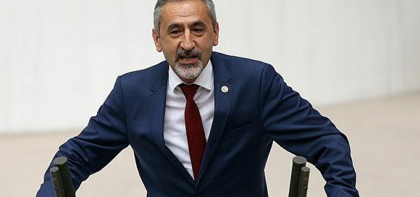 CHP'li Adıgüzel'den çiftçiye destek