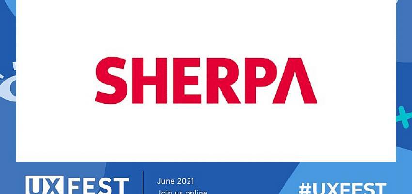 Dijital Deneyim Stüdyosu SHERPA UX Fest 2021'in Resmi Destekçisi