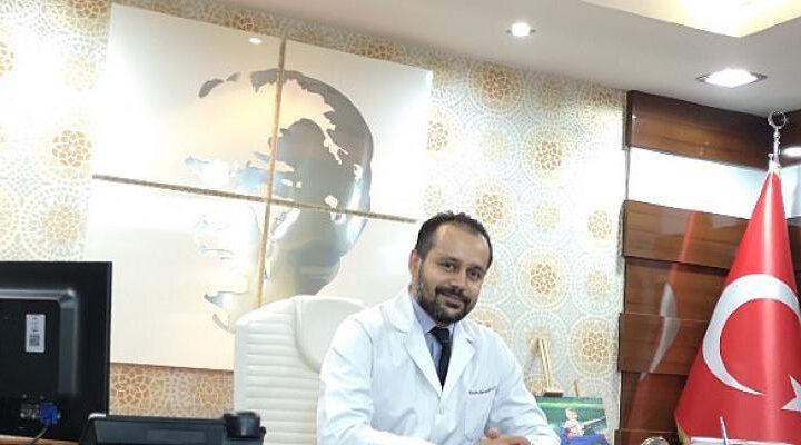 Doç. Dr. Secaattin Gülşen, çocuklarda orta kulak enfeksiyonlarının işitme kaybı ile ilişkisine dikkat çekti