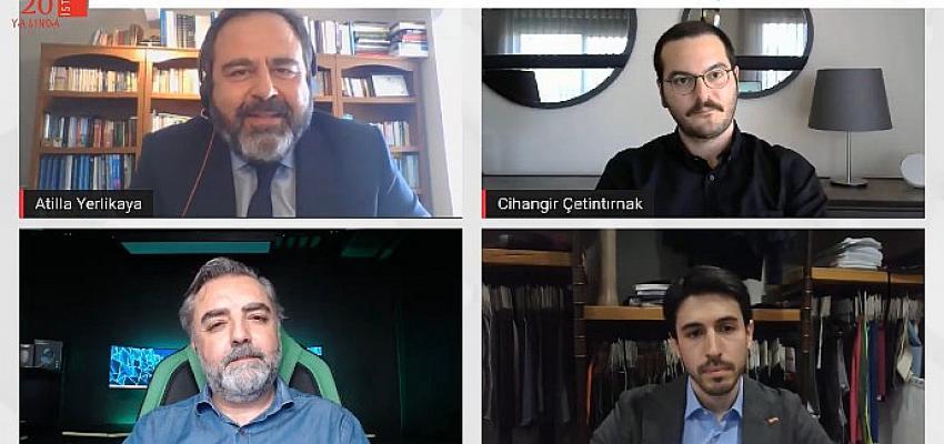 Forum İstanbul 2021 ikinci gününde 'Dünyaya Açılan Kapı: E-İhracat' paneli ile sona erdi…