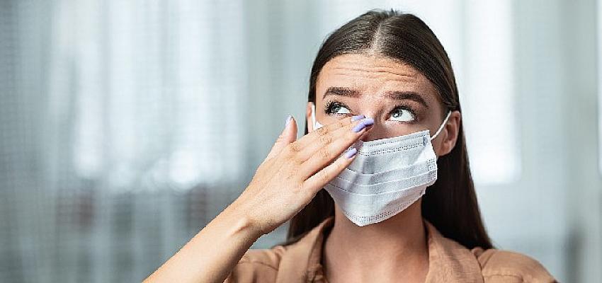 Gözlerimiz pandemide unutulmaması gereken en önemli organ