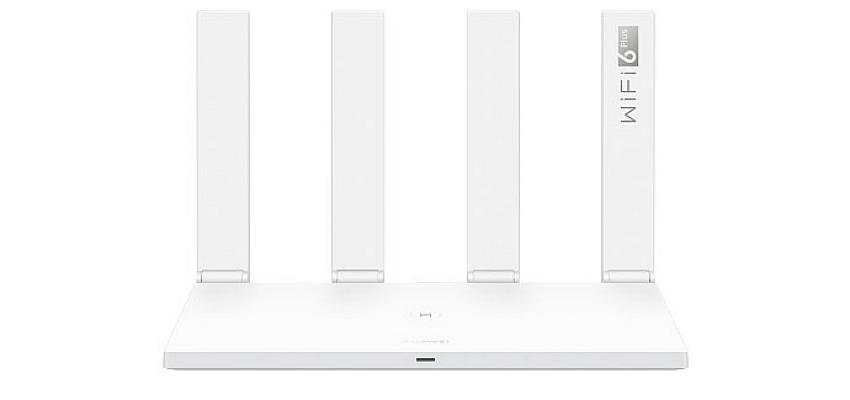 Huawei WiFi AX3 Router: Ağ güvenliğini korur ve yetkisiz erişimi engeller
