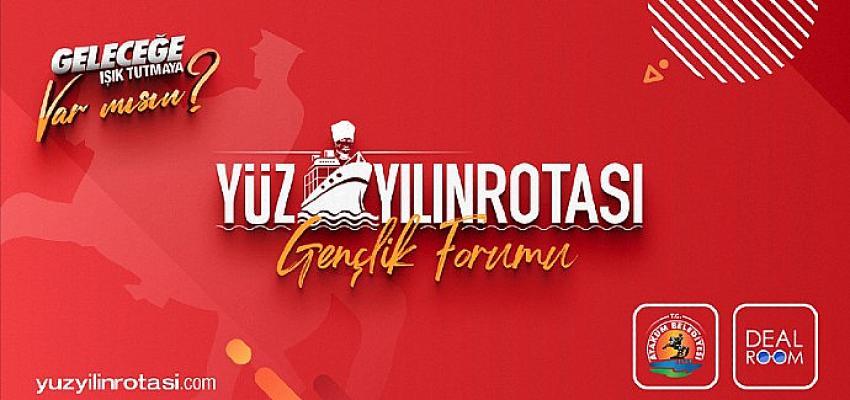"""ICF Türkiye BB: ICF Türkiye, """"Yüzyılın Rotası Gençlik Forumu'na destek veriyor"""