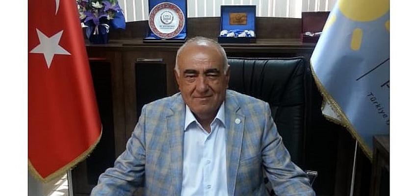 İYİ Parti Malatya İl Başkanı Süleyman Sarıbaş, 19 Mayıs Atatürk'ü Anma Gençlik ve Spor Bayramı mesajı yayınladı.