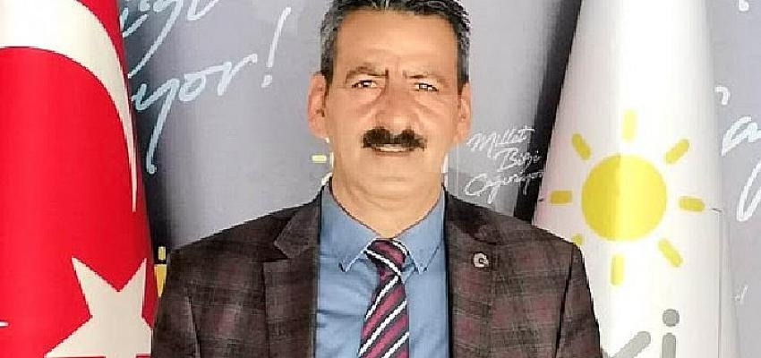 İYİ Partili Tümen'den Erdoğan'a Tepki