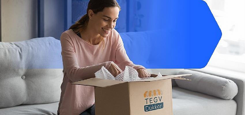 iyzico'nun destek verdiği TEGV Dükkan ilk satışını gerçekleştirdi