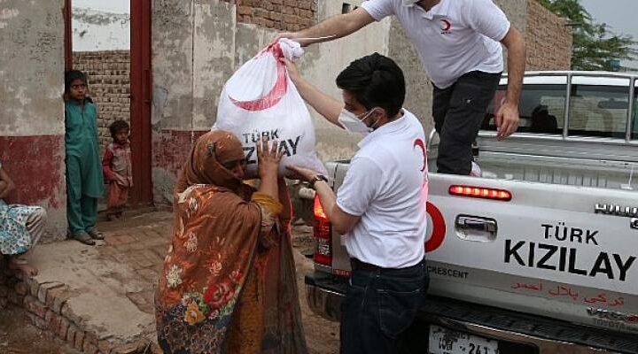 Kızılay 10,8 milyon kişiye Ramazan bereketini taşıdı
