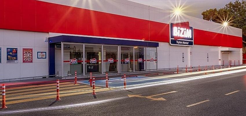 Mağaza sayısını 174'e yükselten Bizim Toptan en uygun fiyatlarla tüketicinin ve esnafın yanında