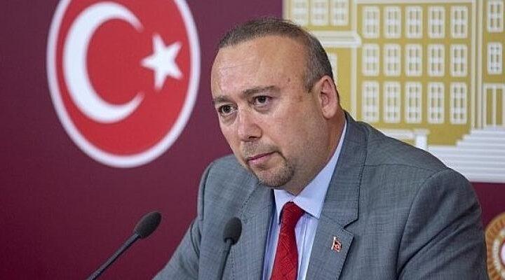 Milletvekili Özkan Yalım, kanun teklifine tepki gösterdi.