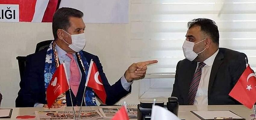 Mustafa Sarıgül İl kongremize adana'dan start vereceğiz