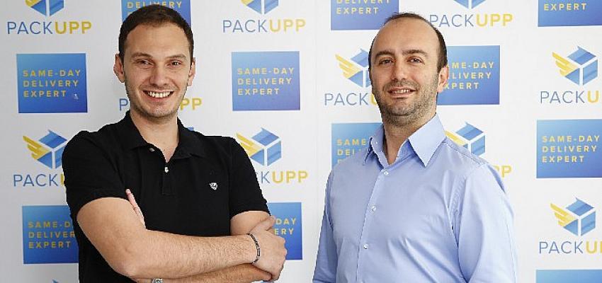 PackUpp 1. Yılında 1 Milyon Paket Taşıdı