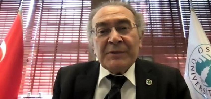"Prof. Dr. Nevzat Tarhan: ""Hayatta gizli psikoloji yasası vardır"""