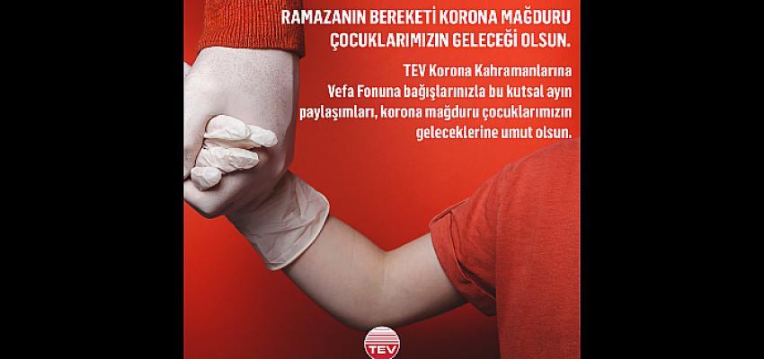 Ramazan'ın Bereketi Korona Mağduru Çocuklarımızın Geleceği Olsun