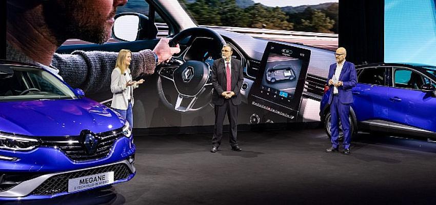 Renault tutkularını yeniden şekillendiriyor