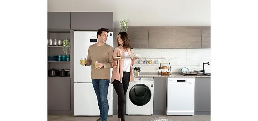 Samsung'dan evlenecek çiftlere robot süpürge hediye fırsatı