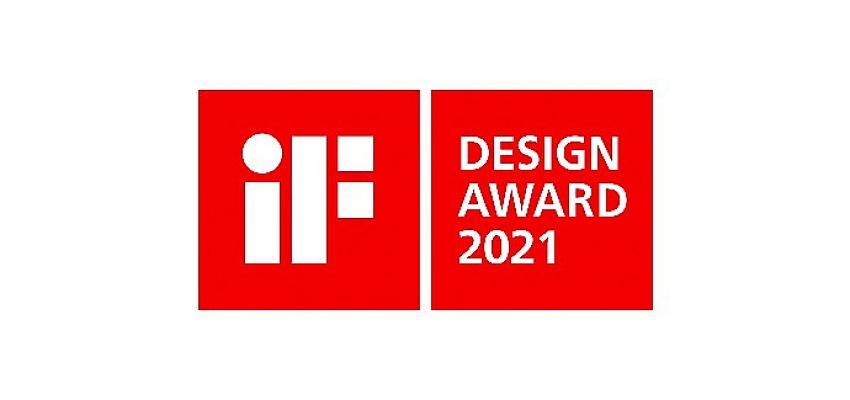 Siemens Ev Aletleri'ne dünyanın saygın tasarım yarışmalarından iki tasarım ödülü
