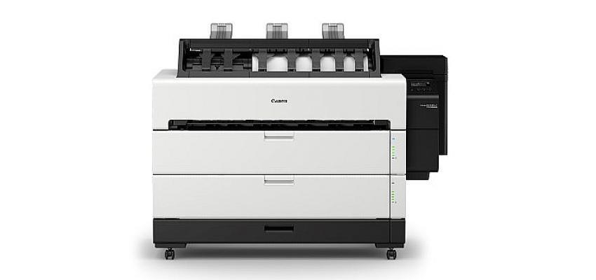 Şimdiye kadar üretilmiş en hızlı imagePROGRAF yazıcı TZ-30000 piyasaya çıkıyor!