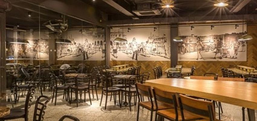Starbucks Mağazaları 15 Yıldır Mitsubishi Heavy ile Konfor Buluyor