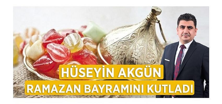 TDP Genel Başkan Yardımcısı Akgün'den bayram mesajı